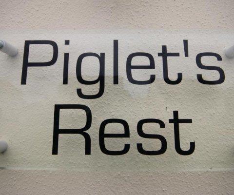 Piglets Rest Image